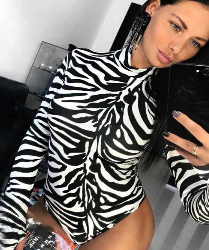 Body zebra