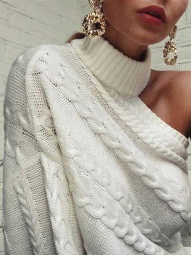 Maglione una manica