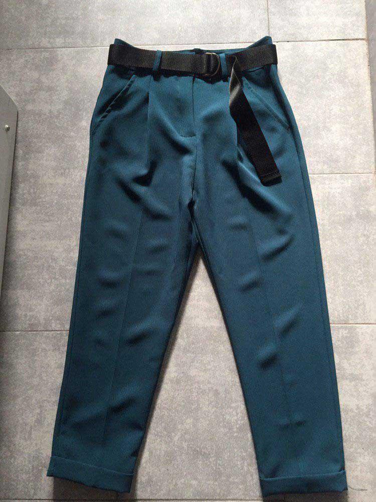 Pantalone blu Blu