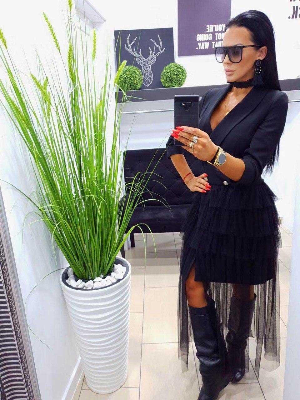 Vestito super nero
