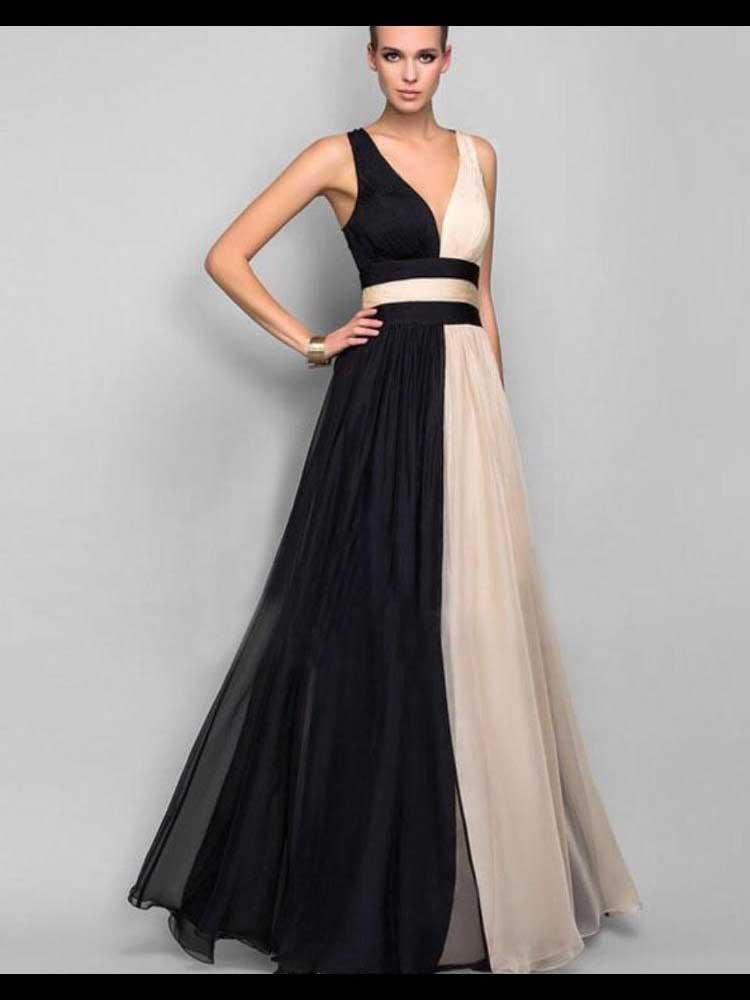 vestito elegante donna