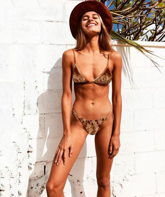 Bikini velluto